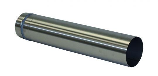 Ofenrohr 80 mm 50 cm Länge