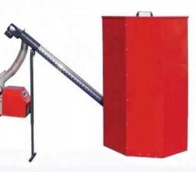 Atmos Pellet-Behälter 500 Liter mit Schnecke
