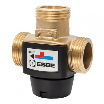 "ESBE VTC312 55°C Rücklaufanhebung Thermoventil 3/4"" AG"