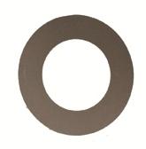 Ofenrohr 80 mm Wandrosette