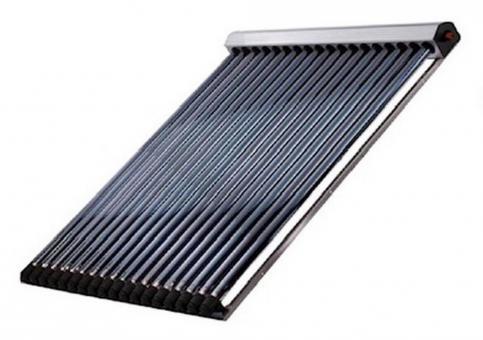 Solarthermie Kollektor 7,52 m² Vakuumröhren Westech 2 x WT-B58-22